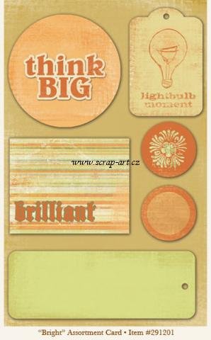 Assortment Card - Spirit - Bright - 29th street market