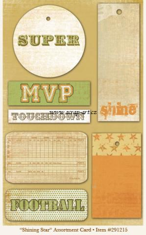 Assortment Card - Spirit - Shining Star - 29th street market