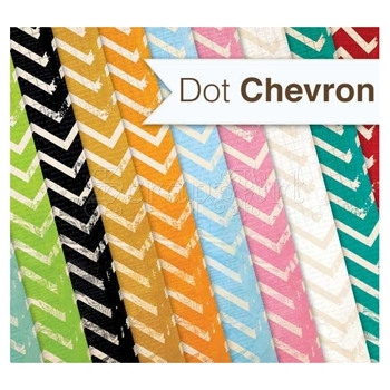 Chevron Paper Double-Sided Cardstock Bo Bunny