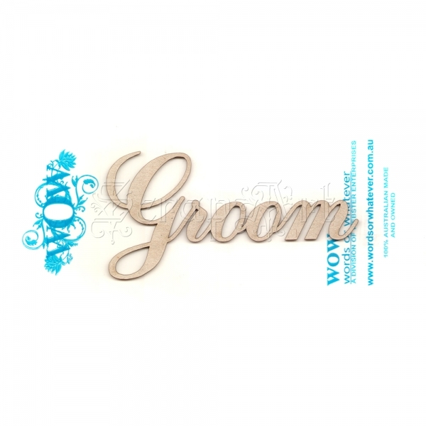 chipboard - Groom RWL100643 WOW