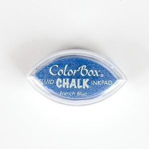 French blue - Fluid Chalk Cat´s Eye - Clearsnap