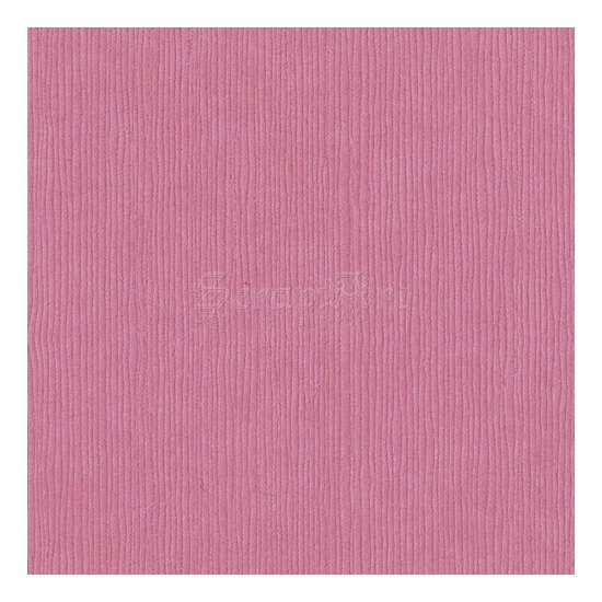 "Vintage Pink 8x11"" - Bazzill Basic Paper"