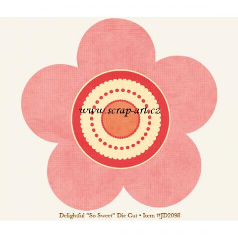 Delightful - So Sweet - Die Cut - Just Dreamy 2