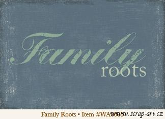 Family Roots - Wild Asparagus 4