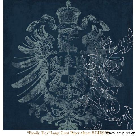 Family Ties - Large Crest - Boulevard - Bohemia2