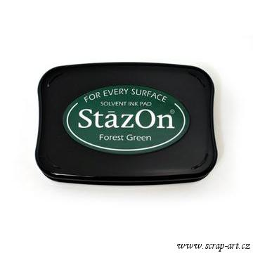 Forest Green Ink Pad - StâzOn