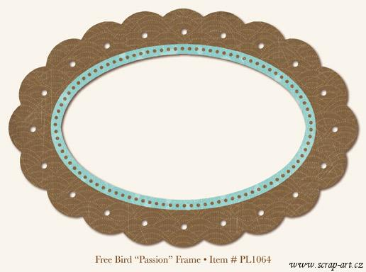Free Bird - Passion - Frame - Penny Lane