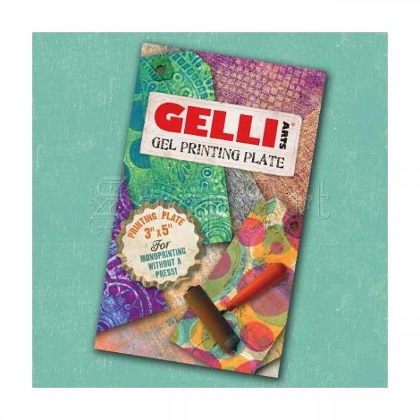 "Gelová podložka - Gel Printing Plate 3x5"" - Gelli Arts"