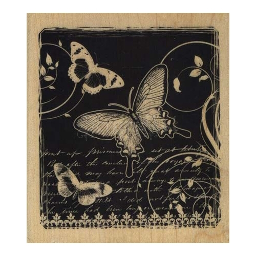 On Butterfly Wings - Hampton Art