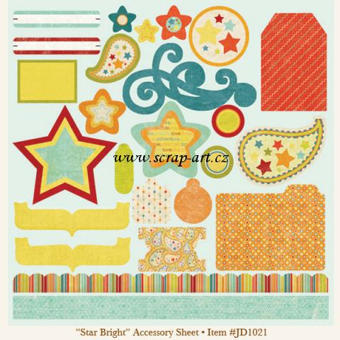 Star Bright - Acessories Sheet - Just Dreamy