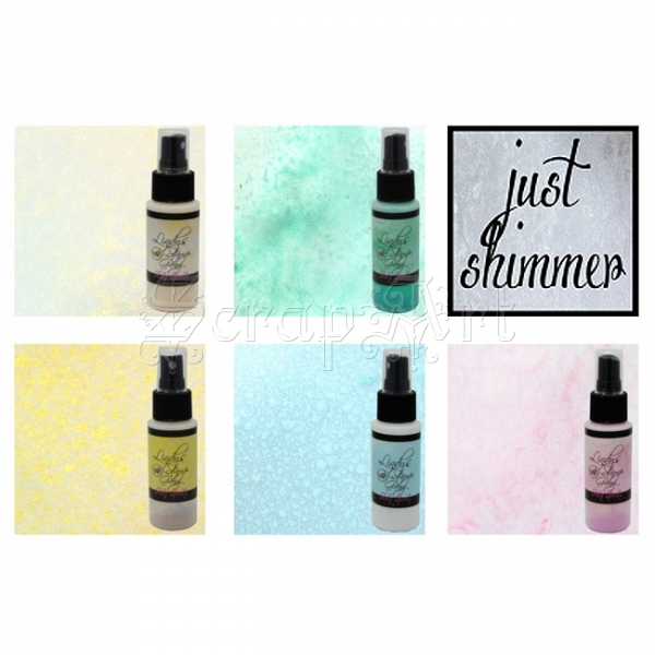 Just Shimmer Sprays - Glitz Spritz - Lindy´s Stamp Gang