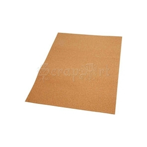 korek - Cork Sheets 2MM 35x45 cm Woodware Craft Collection
