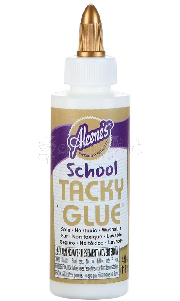 School Tacky Glue 4 oz Aleene´s