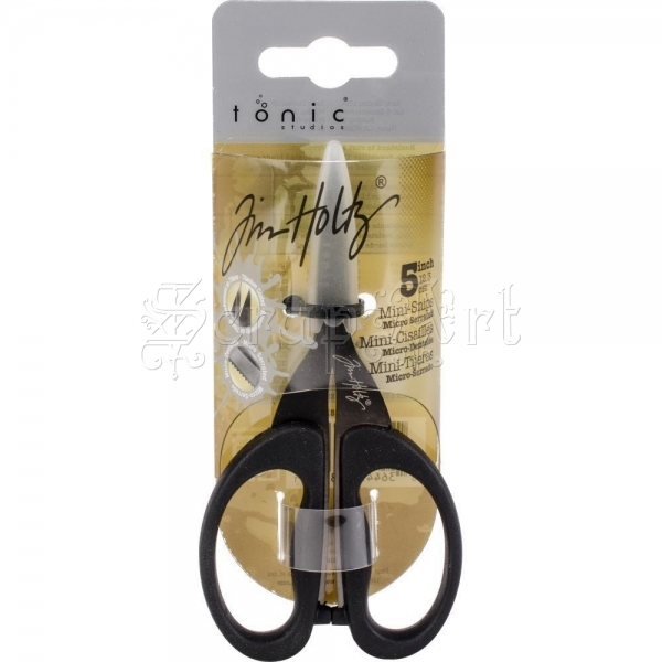 nůžky - Tim Holtz Mini Snips Micro Serrated 5 Tonic Studios Tim Holtz