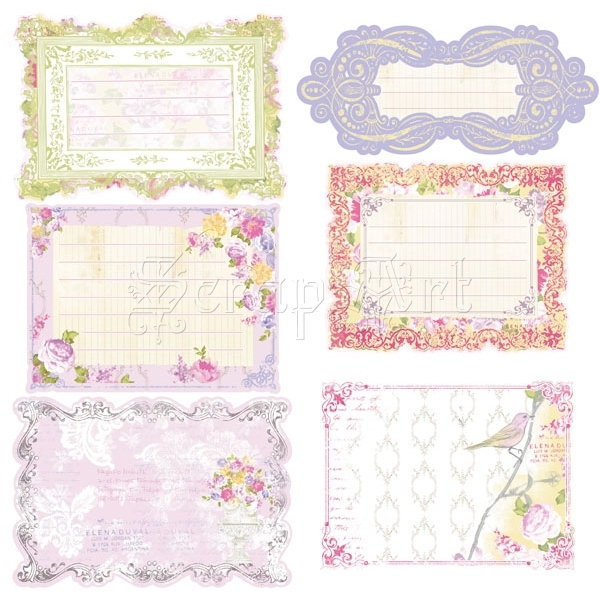 Meadow Journaling Notecard - Prima Marketing Inc.