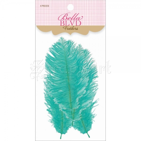 Gulf - Feathers - Bella BLVD