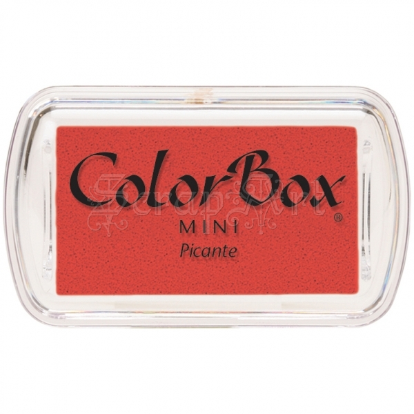Picante - Pigment Mini Colorbox - Clearsnap