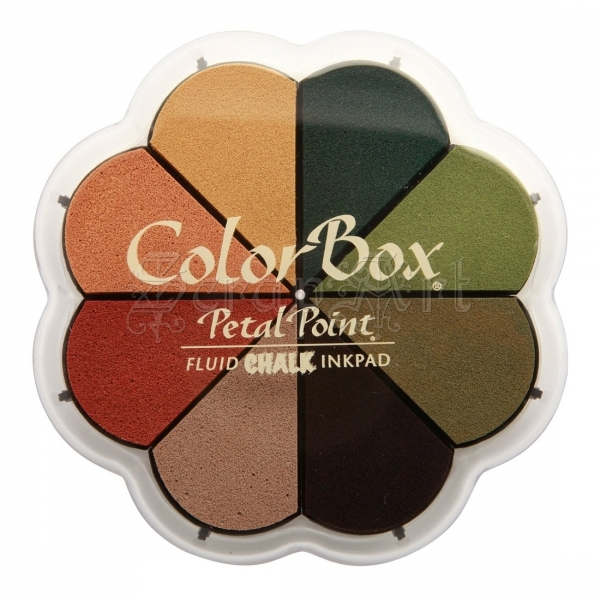 ColorBox Fluid Chalk Petal Point - Autumn Pastels - Clearsnap