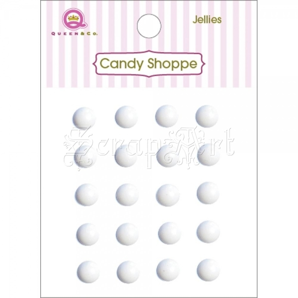 Coconut - Candy Shoppe Jellies  - Queen & Co.