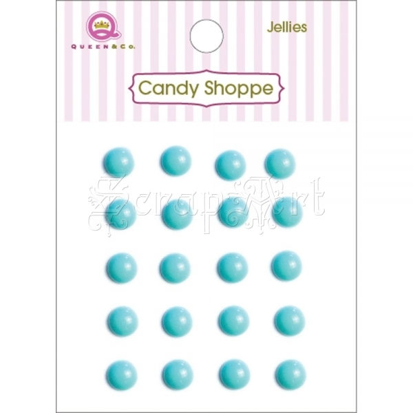 Minty - Candy Shoppe Jellies  - Queen & Co.