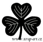 výseková a embossovací raznice - Shamrock Woodware Craft Collection