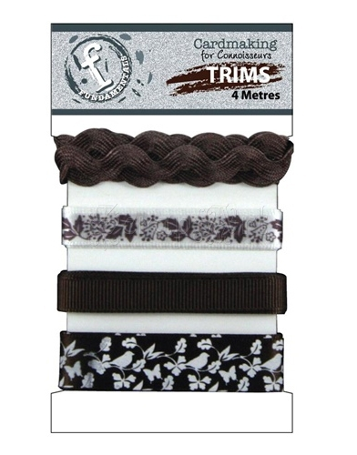 stuhy - Fundamentals Trims - Chocolate