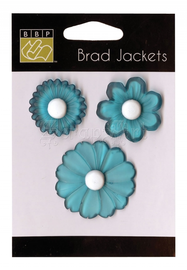 Brad Jackets Atlantic - Bazzill Basic Paper
