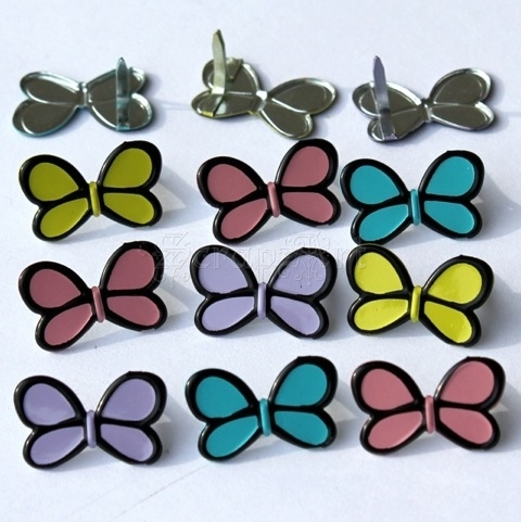 Butterfly Bright - Brads - Eyelet Outlet