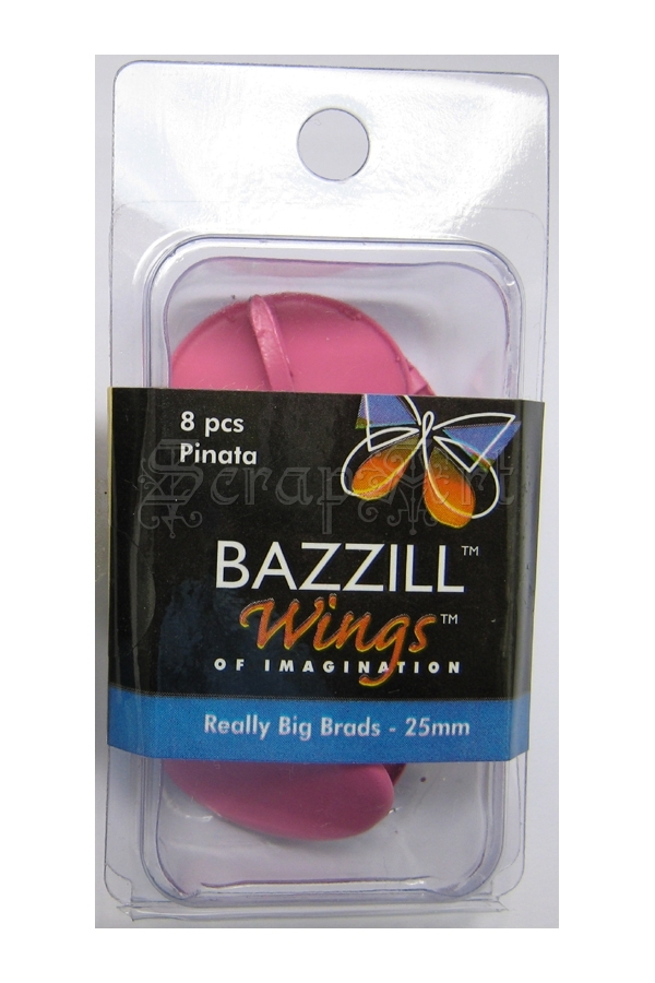 Really Big Brads 25mm Pinata - Bazzill Basic Paper