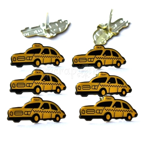Taxi Brads - Eyelet Outlet