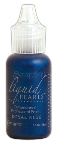Royal Blue - Liquid Pearls - Ranger