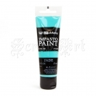 Akrylová barva - Art Alchemy Impasto Paint Jade Finnabair Prima Marketing