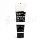 Akrylová barva - Art Alchemy Impasto Paint Snow White Finnabair Prima Marketing