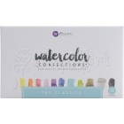 akvarelové barvy - Watercolor Confections Pans 12 Pkg The Classics