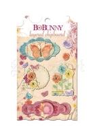 Ambrosia Layered Chipboard Bo Bunny