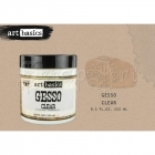 Art Basics Heavy Gesso 8.5oz Clear - Prima Marketing Inc.