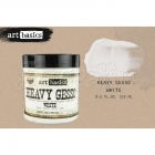 Art Basics Heavy Gesso 8.5oz - White - Prima Marketing Inc.