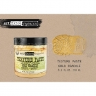 Texturovací pasta - Art Extravagance Texture Paste Crackle Gold 8,5oz Finnabair by Prima Marketing Inc.