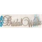 chipboard - Bridal Waltz WOW135 WOW