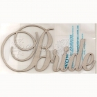 chipboard - Bride WOW140 WOW