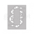 chipboard - Cog Corners Large WOW1522