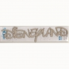 chipboard - Disneyland RWL100038 WOW