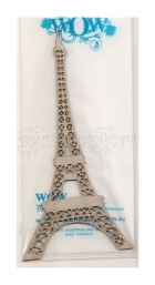 chipboard - Eiffel Tower WOW163 WOW