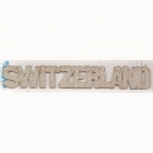 chipboard - Switzerland Snow RWL9127 WOW