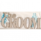 chipboard - The Groom WOW549 WOW