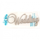chipboard - Wedding 568 WOW