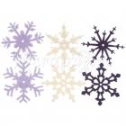 Heritage Winter Snowflakes - Creative Impressions
