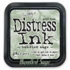 Distress Ink Pad - Bundled Sage - razítkovací barva