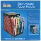 Easy Access Paper Holder - Cropper Hopper