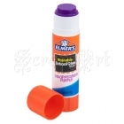 lepidlo v tyčince - Washable School Glue Sticks Disappearing Purple 7g - Elmer´s